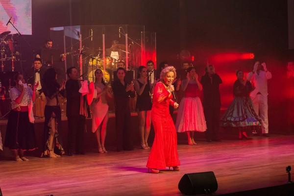 """Cecilia Bracamonte presenta show """"50 años después"""" en el Gran Teatro Nacional"""